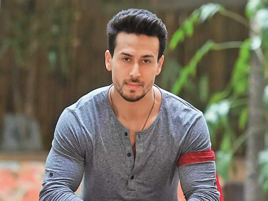 Tiger Shroff Reveals His Biggest Competitor on-social-media