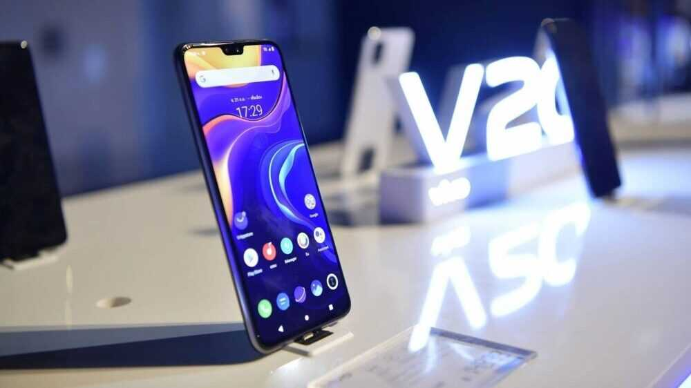 Vivo V20 Key Features And Price In India