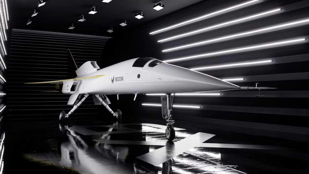 XB-1 Boom Supersonic 1