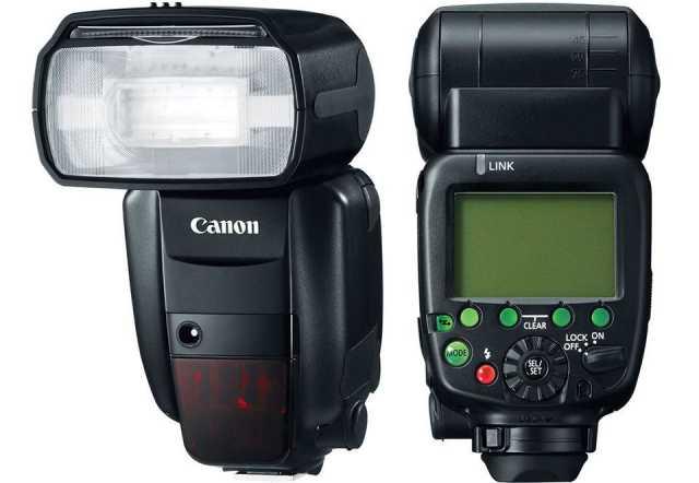 canon new pro flash