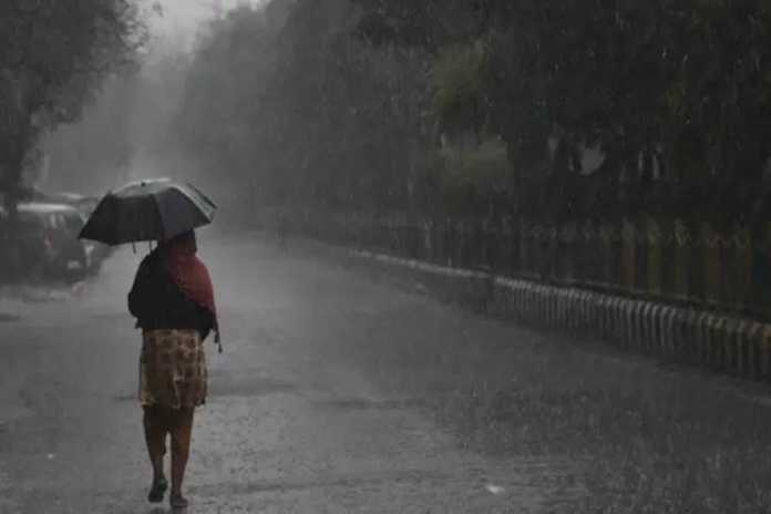 Heavy Rain Warning In Coastal Andhra, Odisha and North East During Durga Puja
