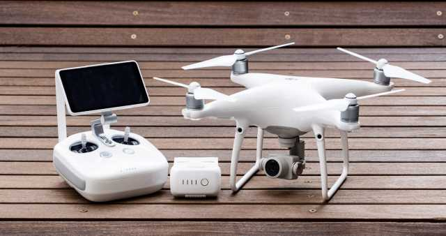 Basic drones for hobbyists