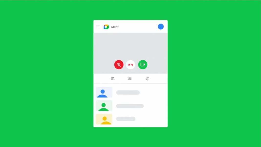 Google Meet Attendance Report 1