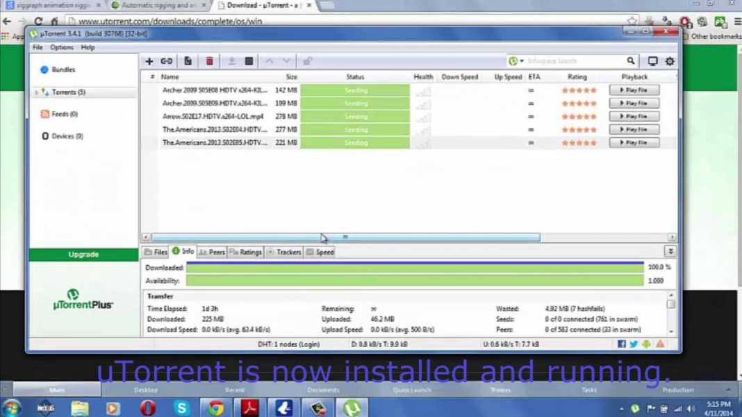 How to use uTorrent to Download Movies & Games