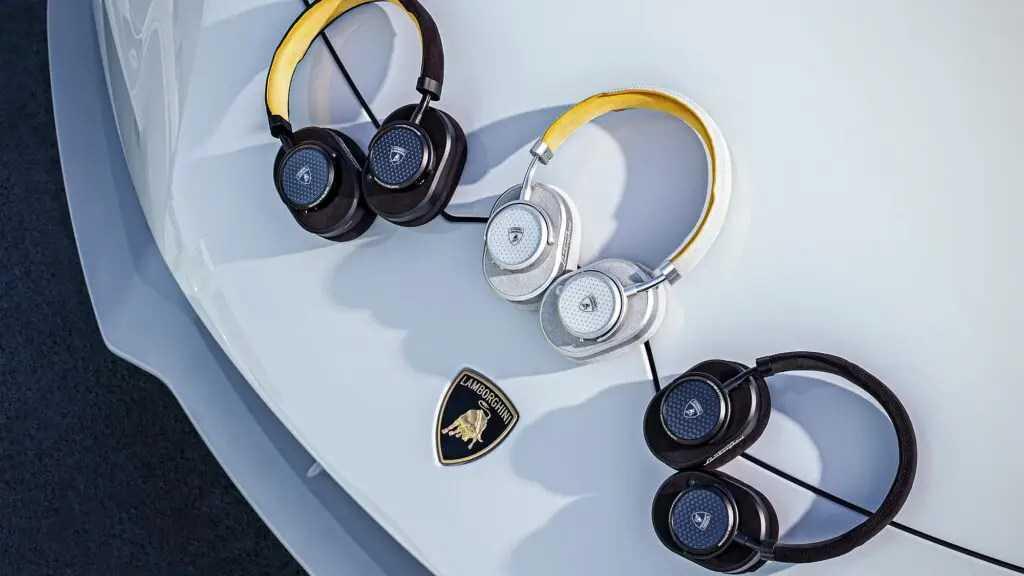 Lamborghini Headphones and TWS