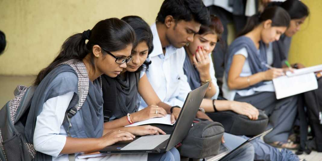 Learning Through Technology: Teach For India