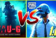 Pubg mobile india vs faug