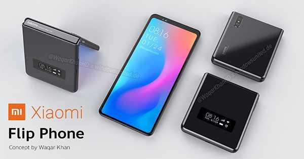 Xiaomi Flip Phone