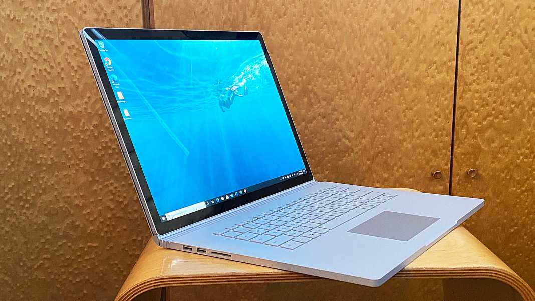 microsoft surface book 3 india
