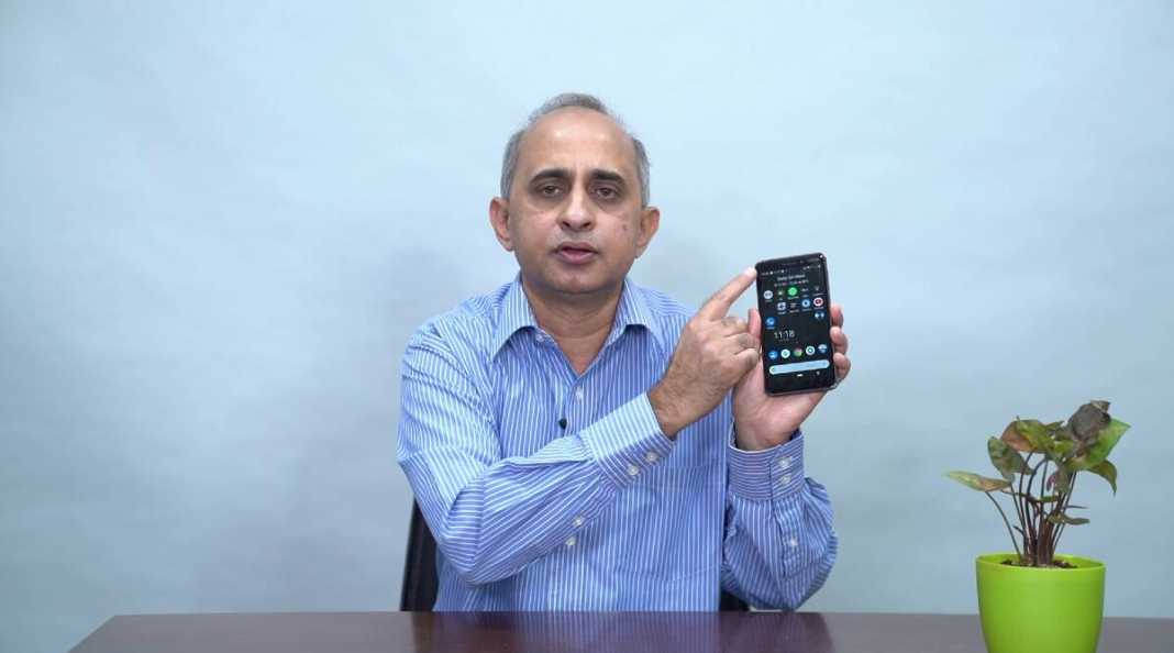 A New Voice App By Visually Challenged IIT Alumni