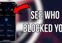 Blocked You On Instagram