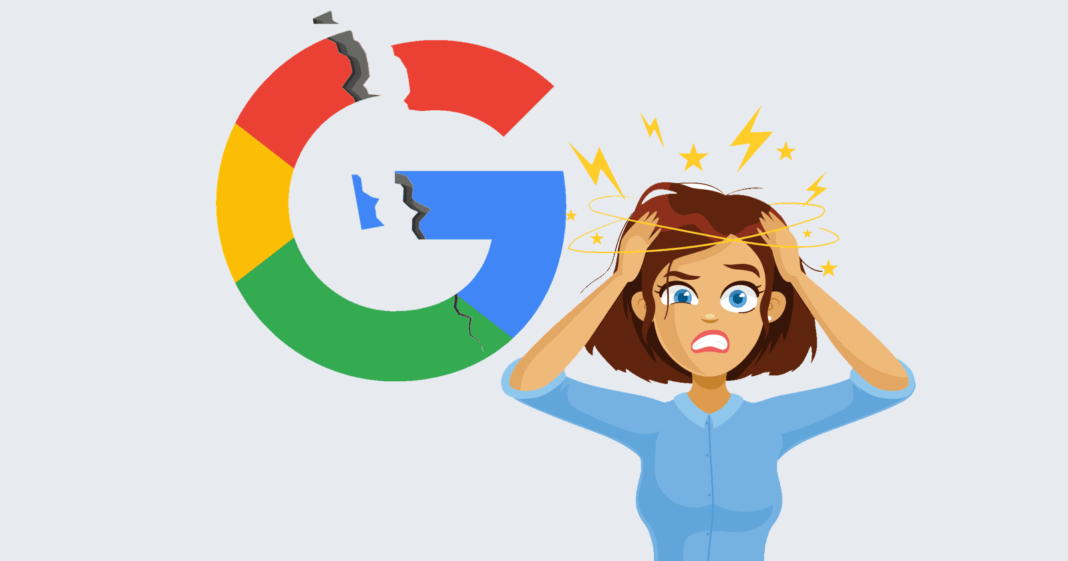 Google services Are Down