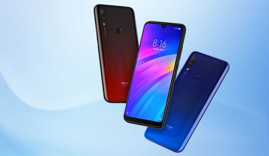 Redmi 7 Update Android 10 Rolled Out In Batches