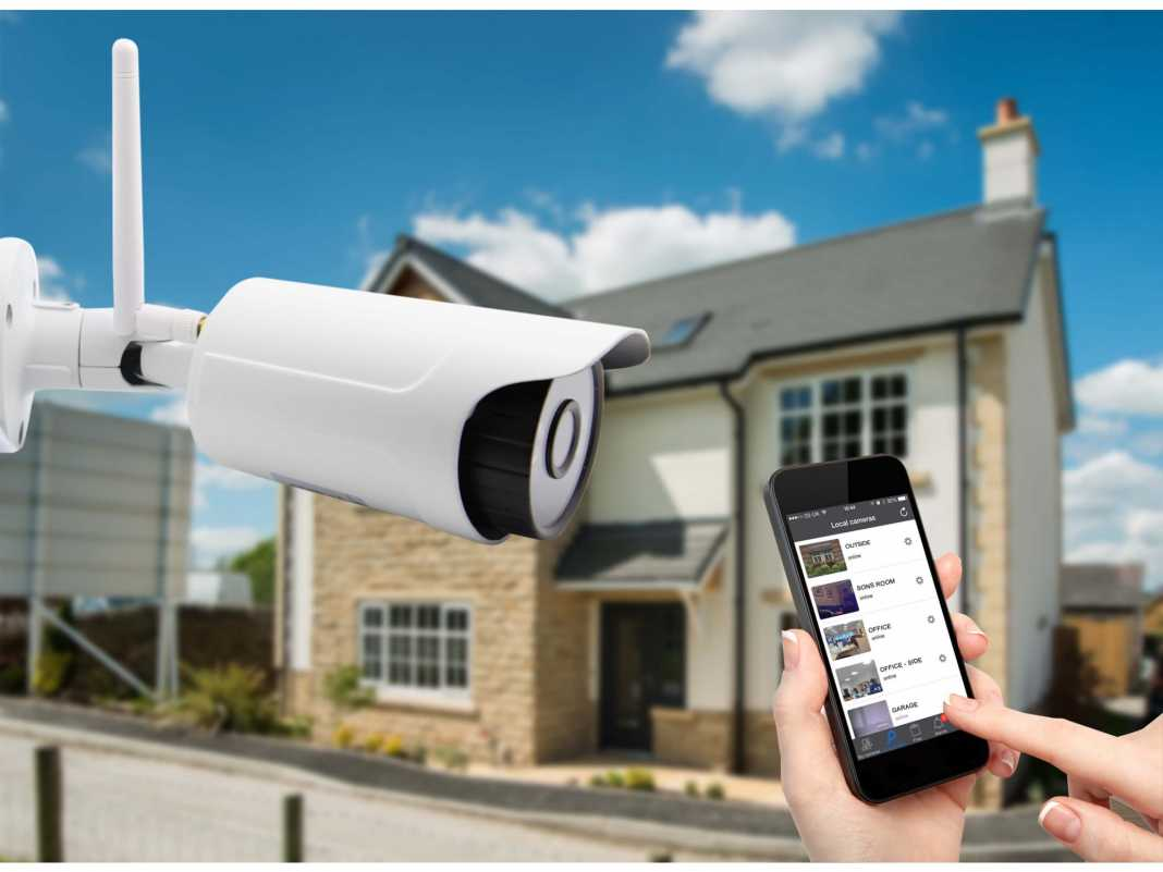 Wireless Security Camera: Benefits & Advantages