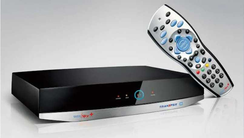 how to select channels in tata sky