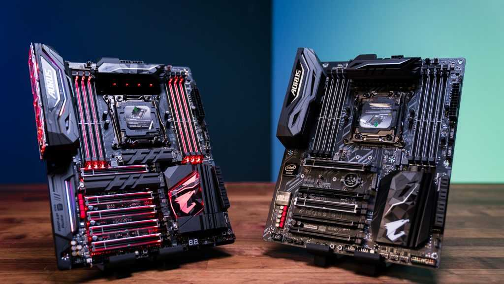 types of motherboard