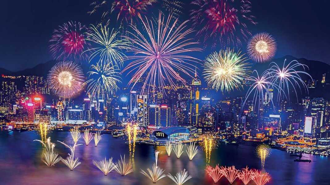 Where To Watch New Year Celebration If You Are At Home