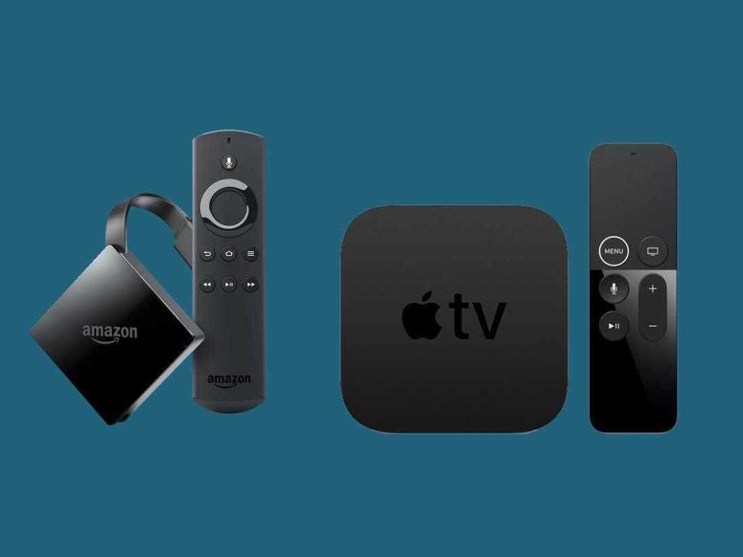 Best Choice: Apple TV Vs. Amazon Fire Stick 2021