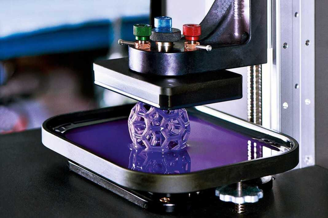 Different Types of 3D Printing
