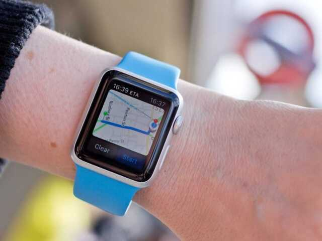 How to Use Google Maps on Apple Watch 1
