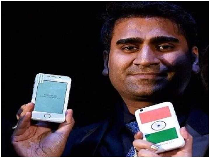 Mohit Goel Freedom 251 Owner 1