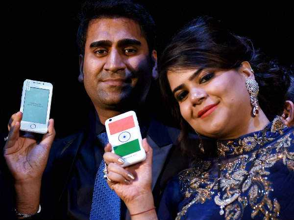 Mohit Goel Freedom 251 Owner