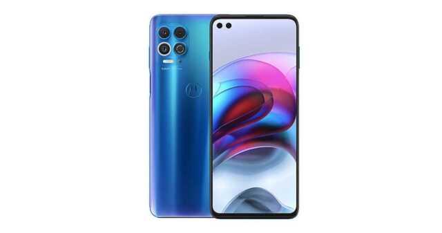 Motorola Edge S 1