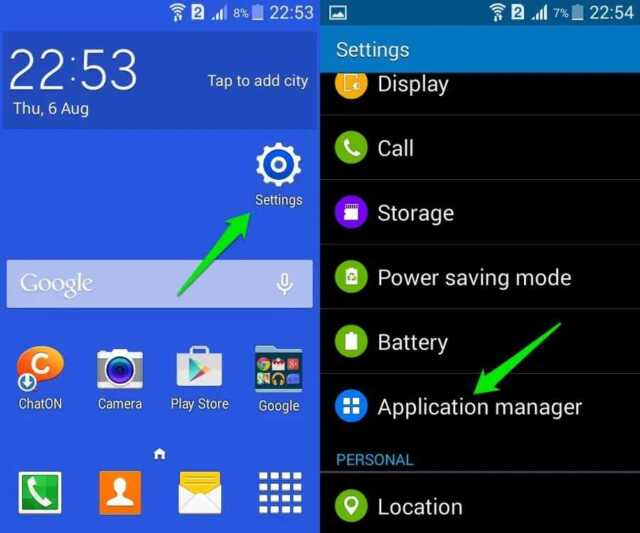 Move Apps to SD Card from Internal Storage 1
