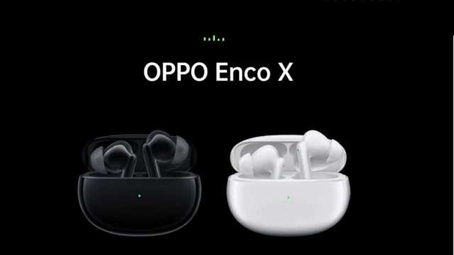 Oppo Enco X TWS Earbuds Features