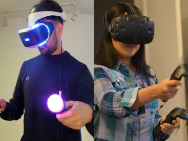 VR Games for adults