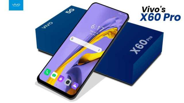 Specifications of Vivo X60 Pro +