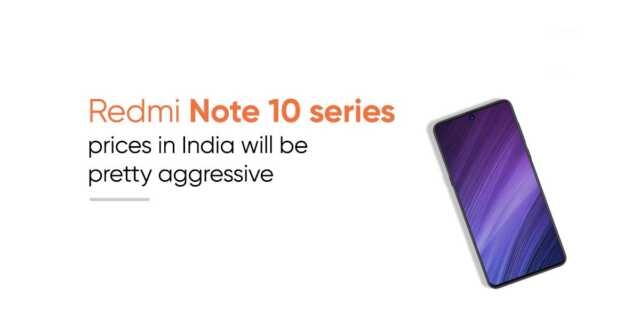 Redmi Note 10 Specifications