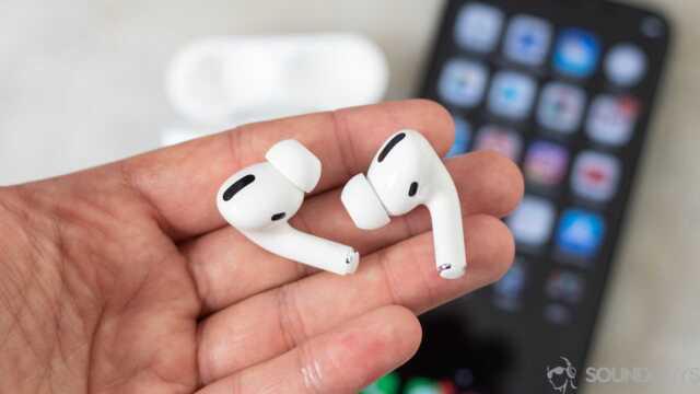 Apple AirPods Pro 2 True Wireless Earphones 1