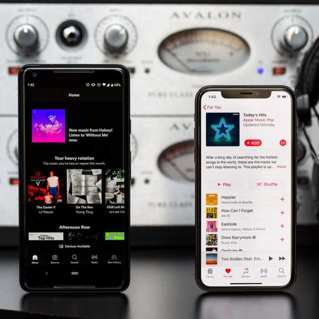 Apple Music Vs Spotify Sound Quality 2021 2