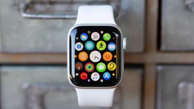 Apple Series 5 Watch 1