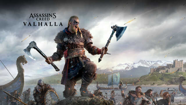 Assassin Creed Valhalla for Xbox 1