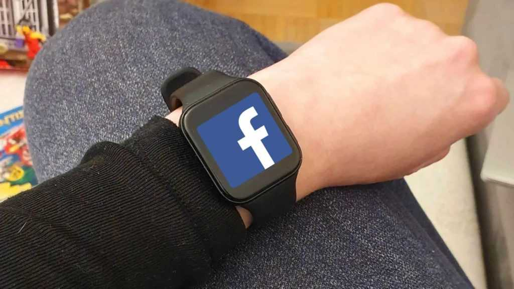 Facebook Android Smartwatch