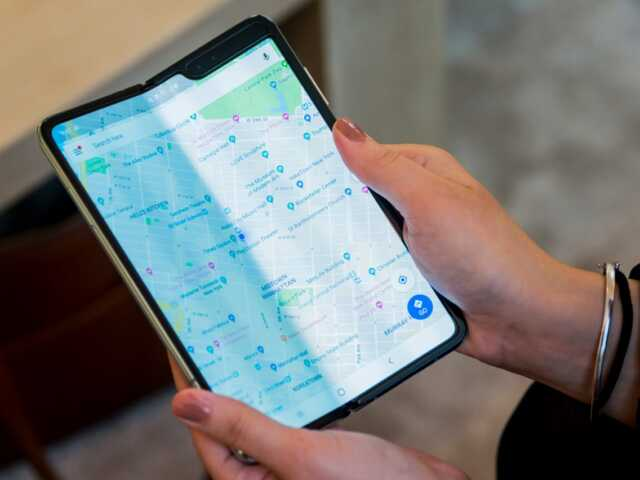 Google Pixel Folding Phone 1
