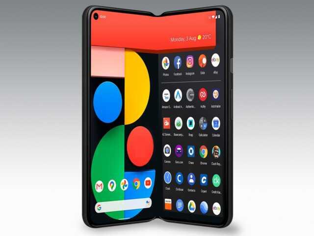 Google Pixel Folding Phone 2