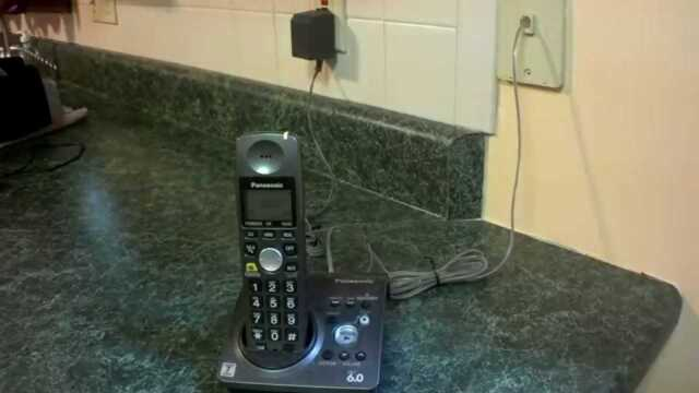 How to Connect Cordless Phone to BSNL Landline 1