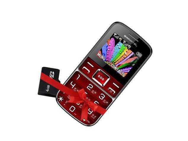 Swingtel SW50 Plus Senior Citizen Dual SIM