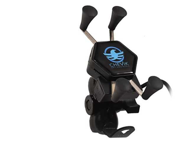 The Chevik X-Grip Bike Mobile Holder