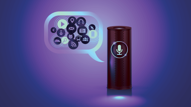 Virtual Assistant AI Device Alexa