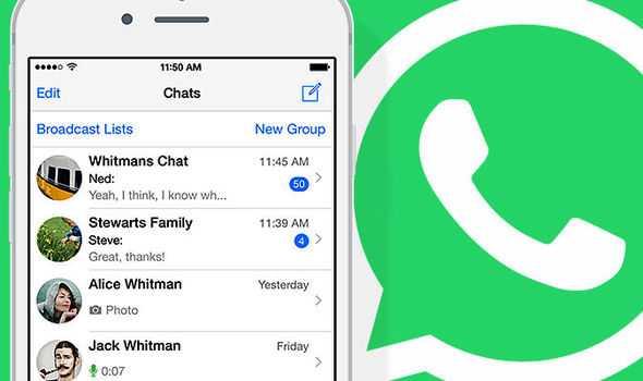 WhatsApp Feature Update