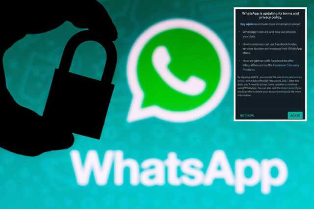 Whatsapp new privacy terms 1