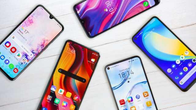 budget 2021 on smartphone