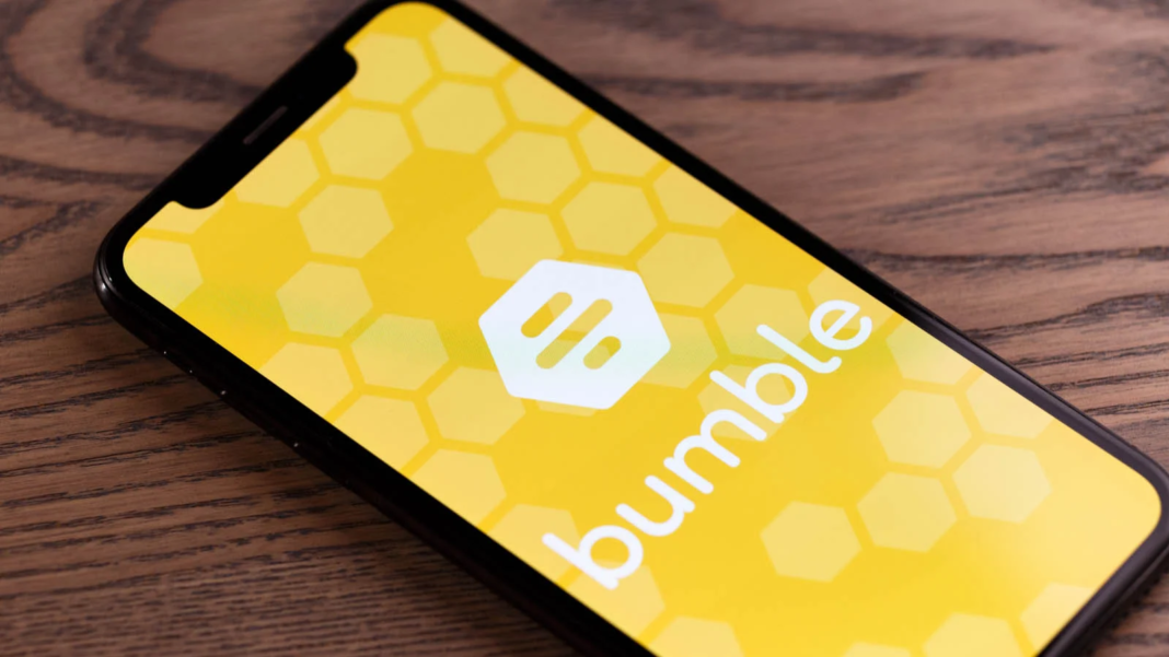 bumble ipo dating app