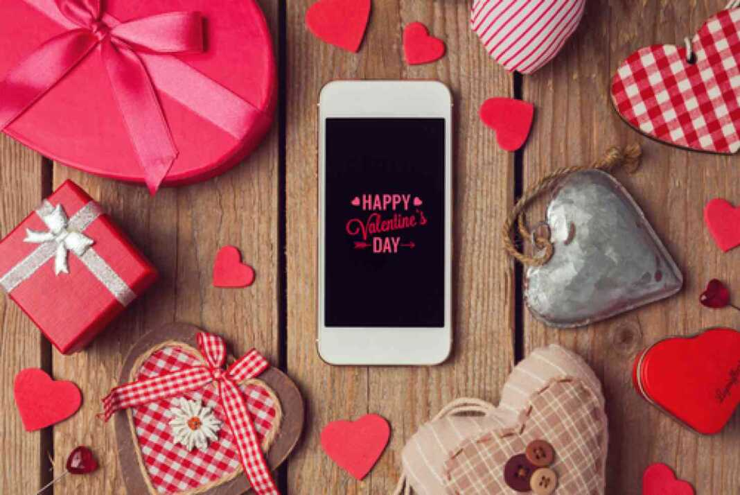phone offers on valentine's day