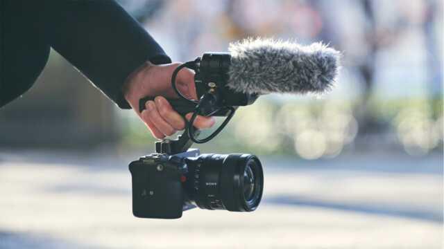 sony fx3 full frame cinema camera 1
