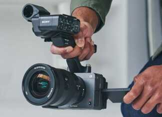 sony fx3 full frame cinema camera